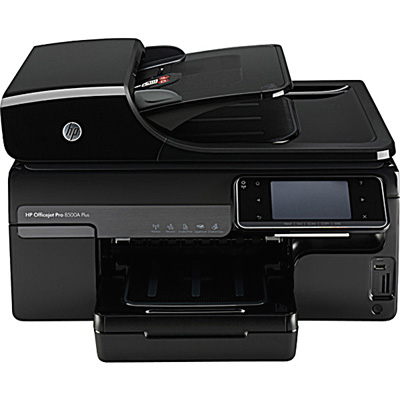 HP Officejet Pro 8500 All-in-One Printer Driver Software ...