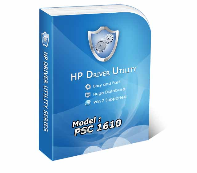 HP PSC v Scanner Driver and Software