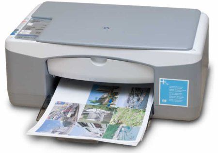 software stampante hp psc 1410