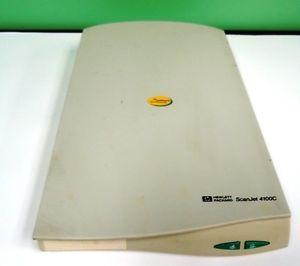 Hp scanjet 4100c scanner
