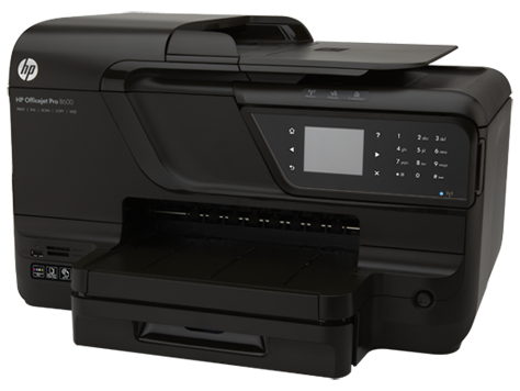 download device driver for hp officejet pro 8600