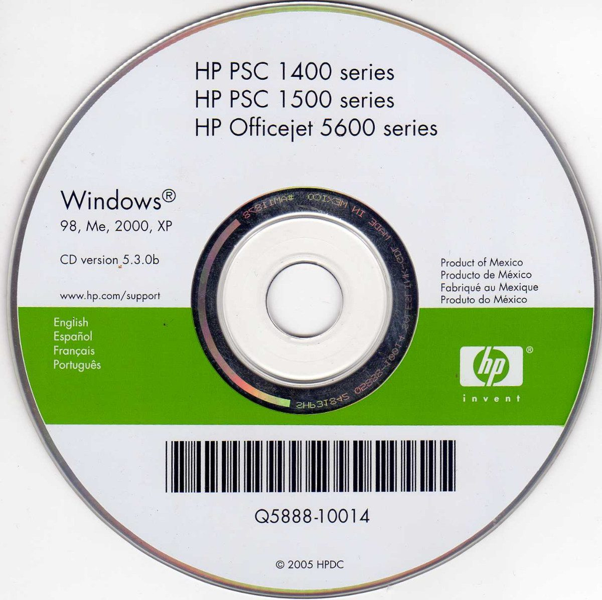 HP PSC 1400 Driver Software