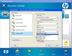 Centro_Soluzioni_HP_screen_shot