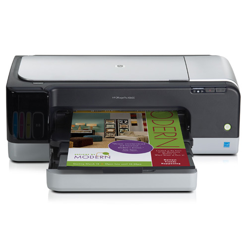Re Driver HP Officejet Pro K8600 - Para Windows Server 2008 R2